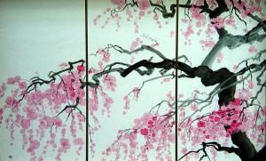 ステンドガラス作家の風水と家相の一考察 【その1、観相法】