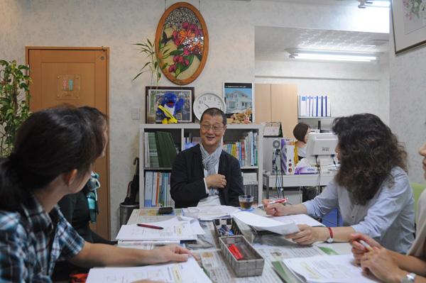 10/11千葉県柏市「家相塾」を開催しました。
